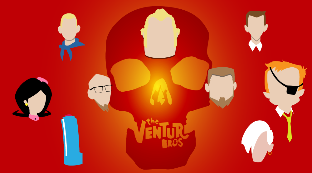 Homage to the Venture Brothers